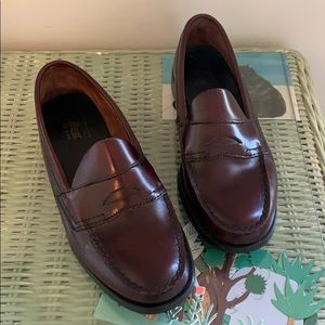 Bass classic penny loafers